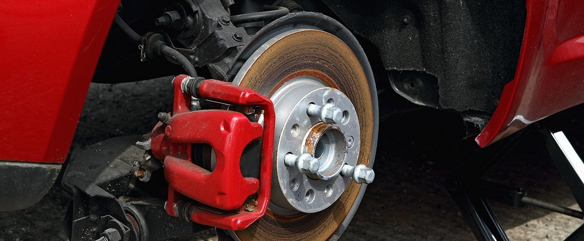 Causes of brake failure