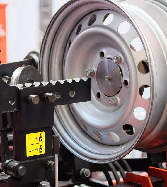 Rolling steel wheels