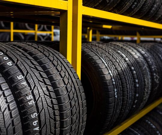 Seasonal storage of wheels MaxMotors