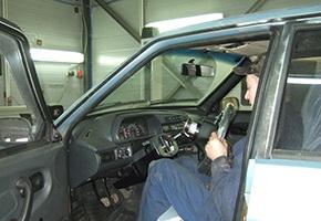 Post-warranty service in the car service Maximots 12