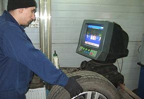 Post-warranty service in the car service Maximots 7