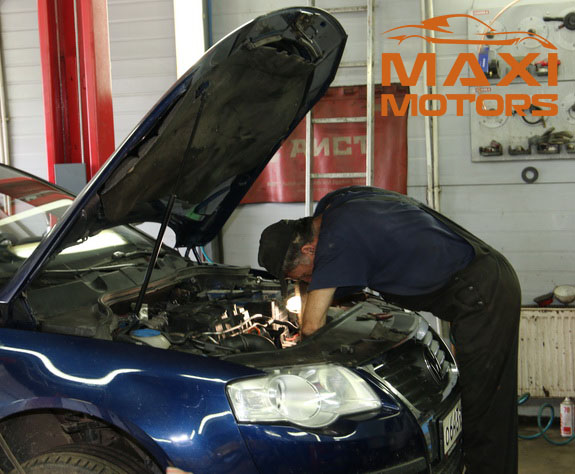 Repair of automotive electricians Maksymotors