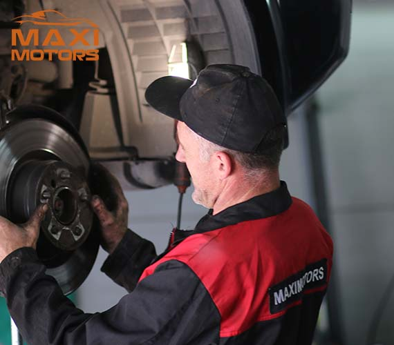 Brake Repair MaxiMotors