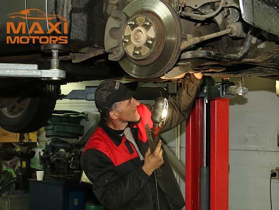 Repair running Maximotors