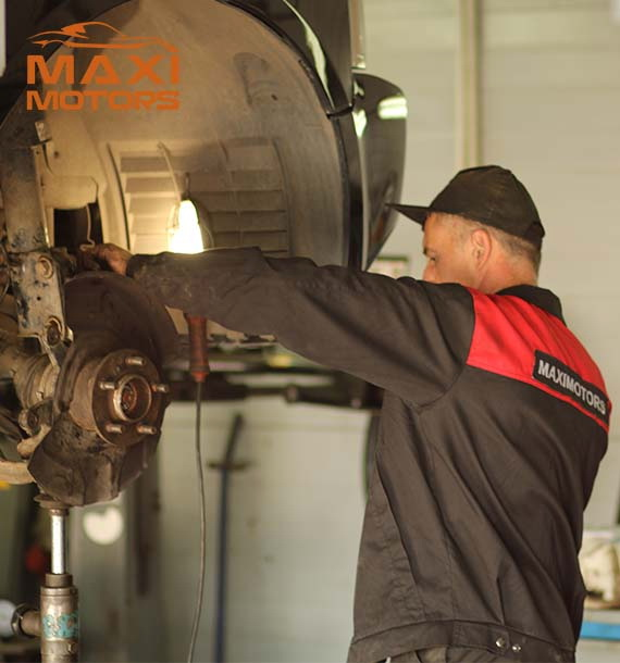 The cost of repair brake Maximotors