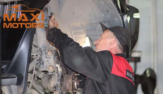 When suspension diagnostics are required