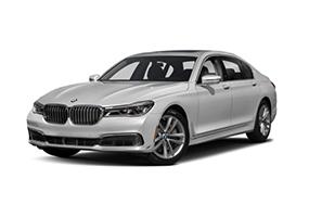 Ремонт автомобилей BMW 7-й серии