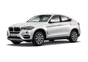 Ремонт автомобиля BMW X6
