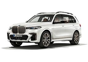 Ремонт автомобиля BMW X7