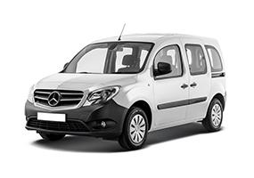 Ремонт автомобилей Mercedes-Benz Citan