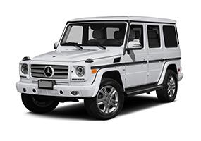 Ремонт автомобилей Mercedes-Benz G класса