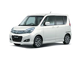 Ремонт Suzuki Solio