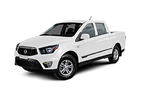 Ремонт SsangYong Actyon Sports