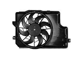 Замена вентилятора охлаждения