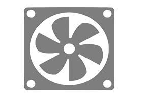 Замена вентилятора системы охлаждения