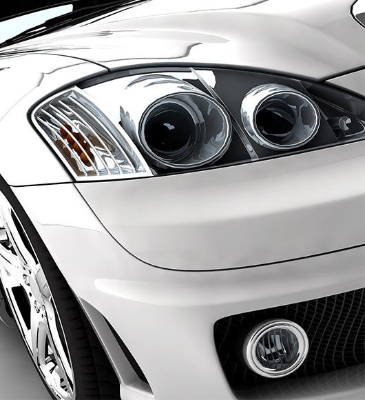 Ремонт систем освещения в автомобиле