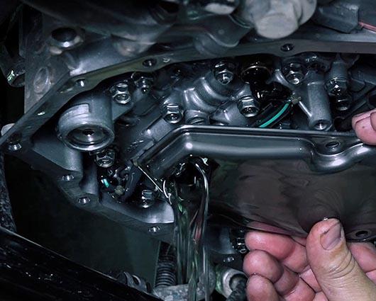Сроки замены масла и фильра в вариаторной коробке передач