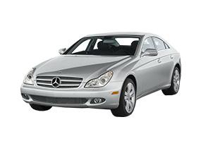 Ремонт пневмоподвески Mercedes-Benz «CLS» W219