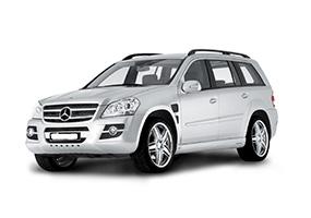 Ремонт пневмоподвески Mercedes-Benz «ML» W164