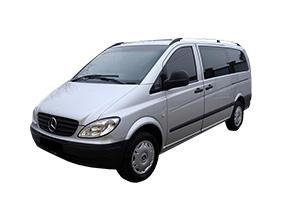 Ремонт пневмоподвески Mercedes-Benz Viano 638