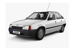 Ремонт Opel Kadett