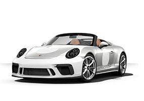 Ремонт Porsche 911 Speedster