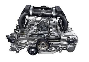 Ремонт двигателя Porsche Boxster