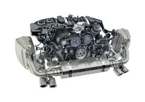 Ремонт двигателя Porshe 911