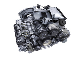 Ремонт двигателя Porshe 911 Engine