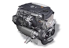 Ремонт двигателей BLG