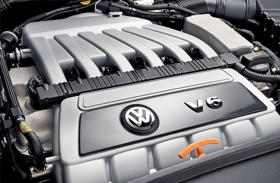 Ремонт двигателей Volkswagen недорого