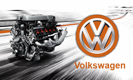 Ремонт двигателей Volkswagen в Максимоторс