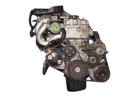 Ремонт двигателя QG-15DE