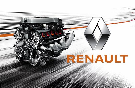 Ремонт моторов Renault от Максимоторс
