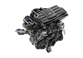 Ремонт двигателя VK56-VD