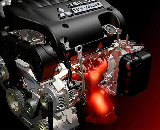 Диагностика моторов Mitsubishi