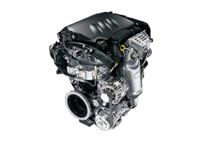 Ремонт двигателей EB2DT
