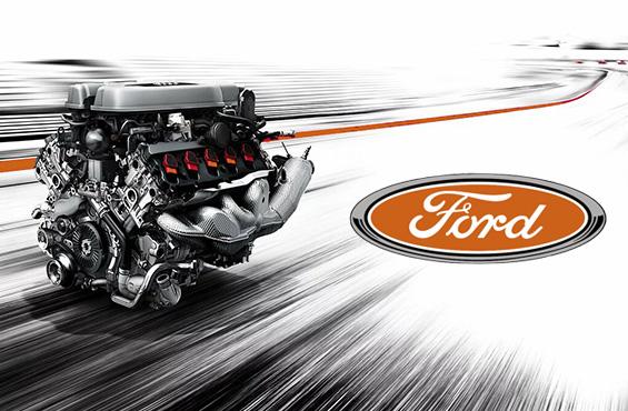 Ремонт двигателей Форд в Максимоторс