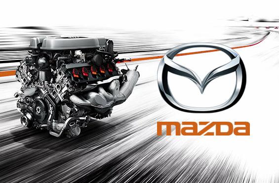 Ремонт двигателей Mazda в Максимоторс