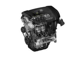 Ремонт двигателей Mazda серии K-ENGINE