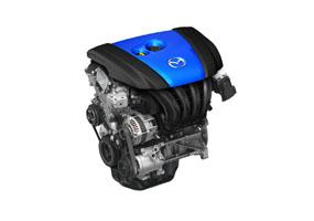 Ремонт двигателей Mazda серии SKYACTIV-G