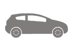 Платная стоянка для легковых автомобилей