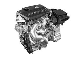 Ремонт двигателей R4 M102