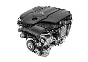 Ремонт двигателей R4 OM616