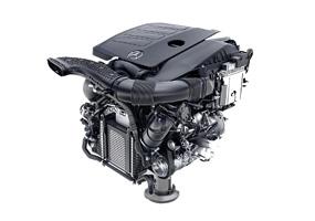 Ремонт двигателей R4 OM640