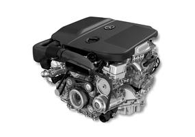 Ремонт двигателей R5 OM617
