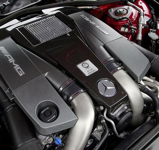 Ремонт и диагностика двигателей Mercedes-Benz