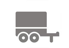 Платная автостоянка для прицепов и полуприцепов