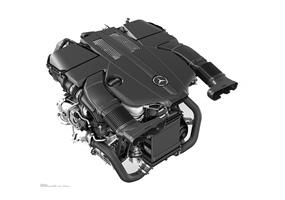 Ремонт двигателей V6 M272