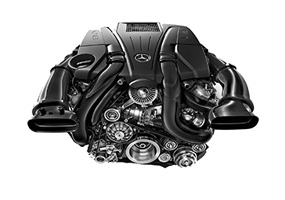 Ремонт двигателей V6 OM642